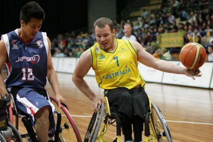Rollers Ready to Defend Title | London 2012 - Official Australian Paralympic Team Website