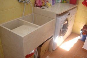 Pila de Lavar Tradicional