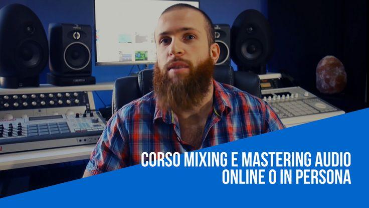 Cerchi un Corso di Mixing e Mastering audio online o in persona? Beatzunami ti offre molteplici soluzioni per imparare l'arte del Mix e Mastering.