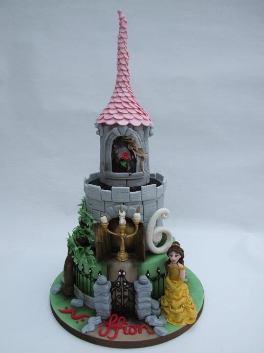 .le gâteau de raiponce