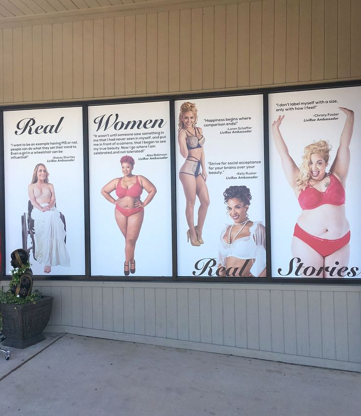 "Lingerie Company Says Landlord Asked Them to Remove Ads that Featured Curvy and Disabled Models   |  ""Body shaming is real."" So declares the women behind the Georgia-based lingerie company LiviRae, who were allegedly asked to remove photos of curvy and differently-abled models from their Kennesaw storefront."
