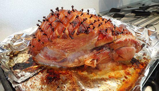 Рождественский окорок (Christmas Ham)