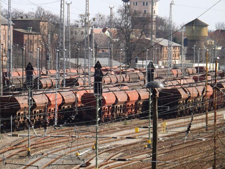 Angermünde Güterbahnhof