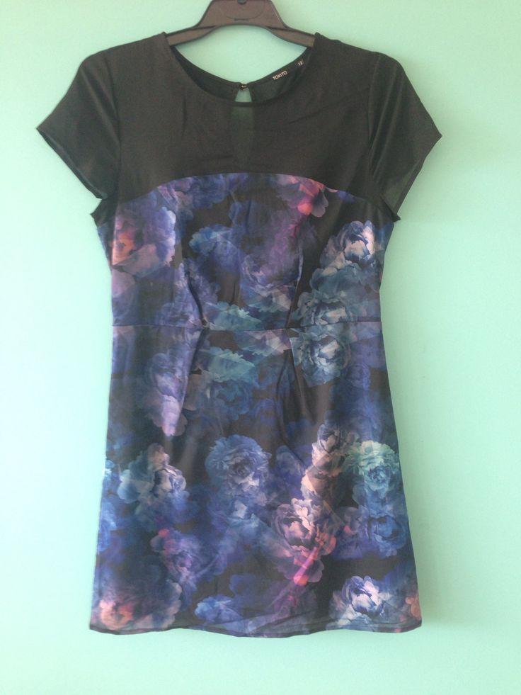Tokito Dress size 12 on Locl