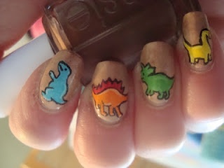 i want to get a T-Rex on my ring finger :)
