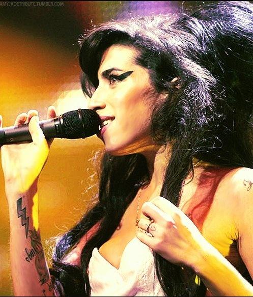Amy...