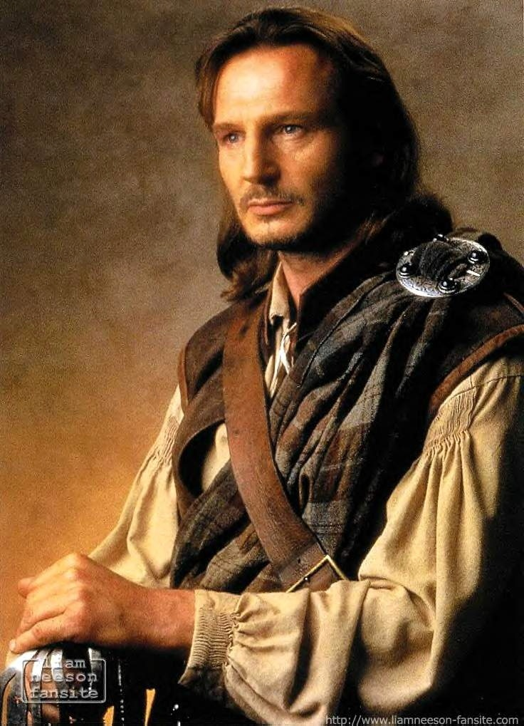 Liam Neeson - from Rob Roy
