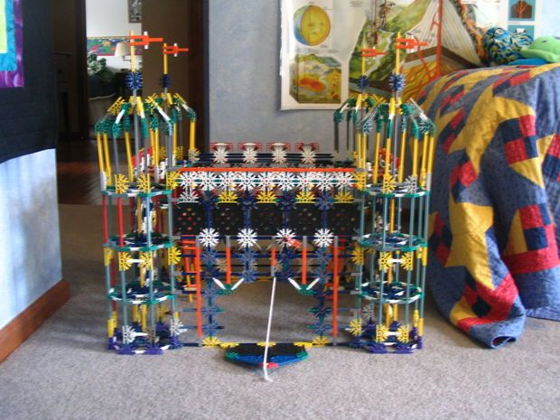 Picture of Knex Castle