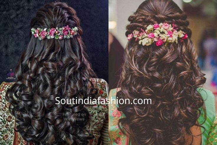 Top 10 South Indian Bridal Hairstyles For Weddings, Engagement etc.