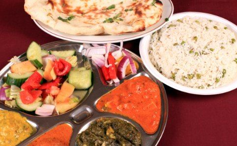 Kashmir Restaurant - best tandoori. Oriental Hotel basement, 105 Jalan Penang, George Town, Penang.
