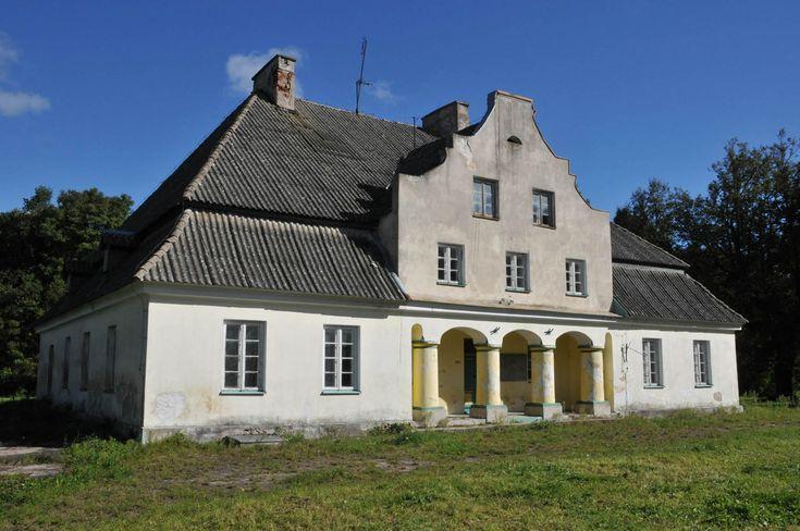 Dwór w Bęćkowie wzniesiony w końcu XVIII wieku dla Jakuba Klimontowicza. Dwór…