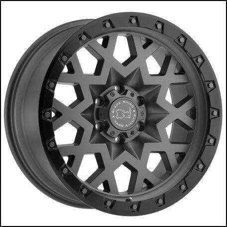 Chrome Steel Wheels for Trucks