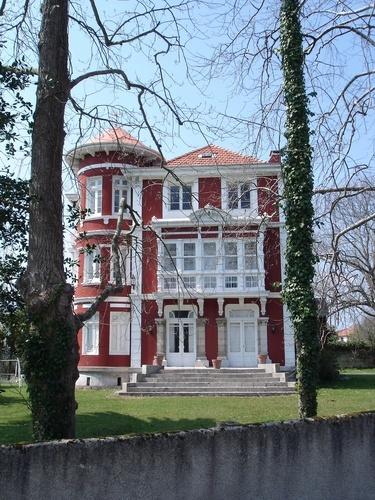 Casas de Indianos - Colombres Asturias  Spain