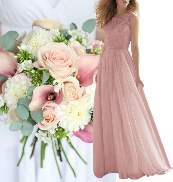 1000+ Ideas About Dusky Pink Bridesmaid Dresses On