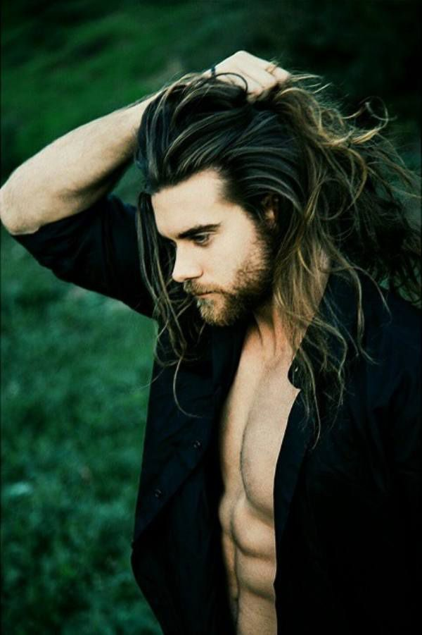 Brock O'Hurn - He's just...SO pretty.  I can't.  So much want.