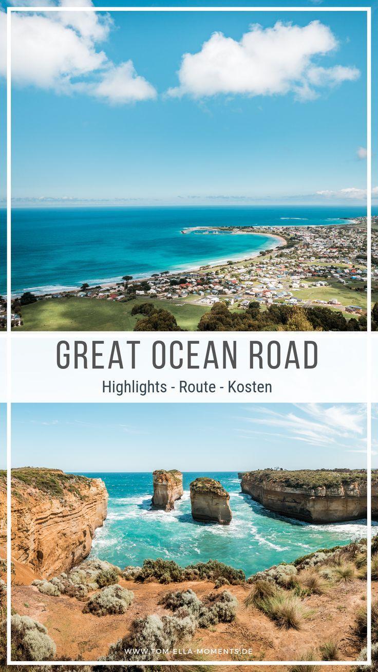 Great Ocean Road Australien 12 1 Highlights Unsere Rundreise Reisen Australien Reise Weltreise