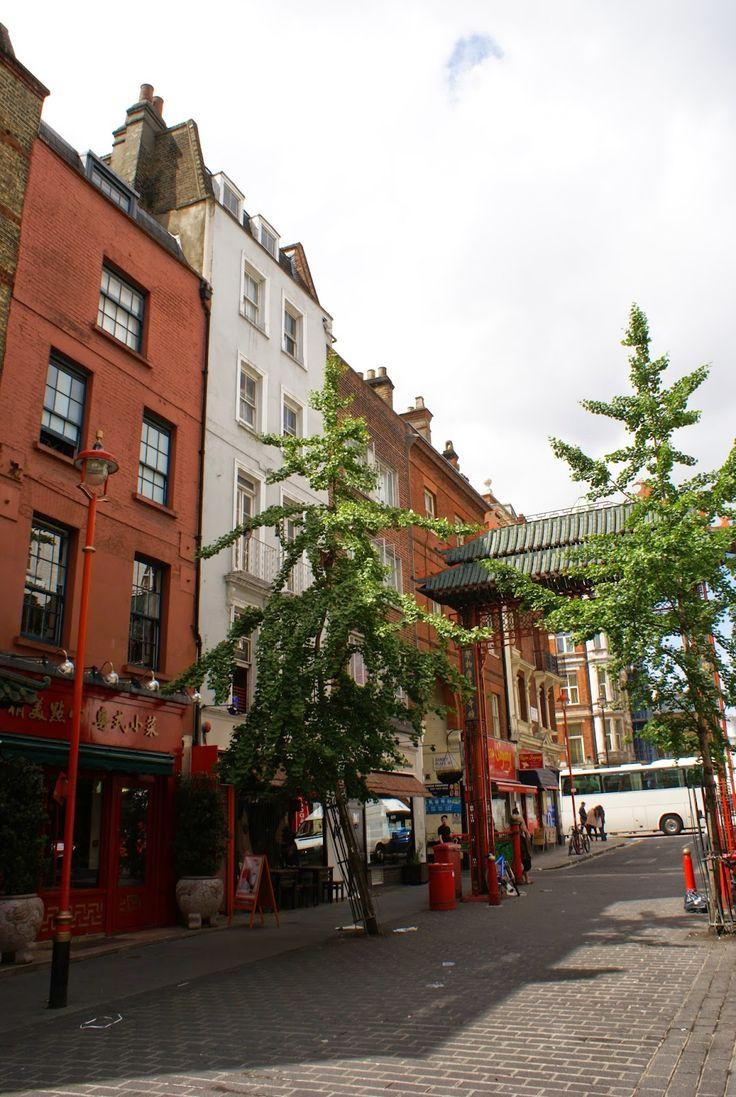 A trip to London - #2 Soho