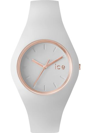Montre ICE Glam - White Rose Gold - Unisex ICE.GL.WRG.U.S. - Ice-Watch