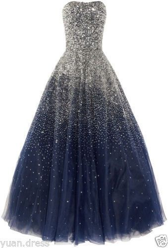 Fancy-Tulle-Beading-Long-Prom-Pageant-Dress-Formal-Ball-Gowns-Party-Bridal-Dress