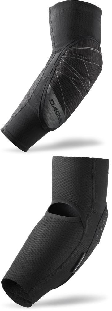 Protective Gear 36317: Dakine Slayer Mtb Mountain Bike Elbow Pads Black, Size Large -> BUY IT NOW ONLY: $45 on eBay!