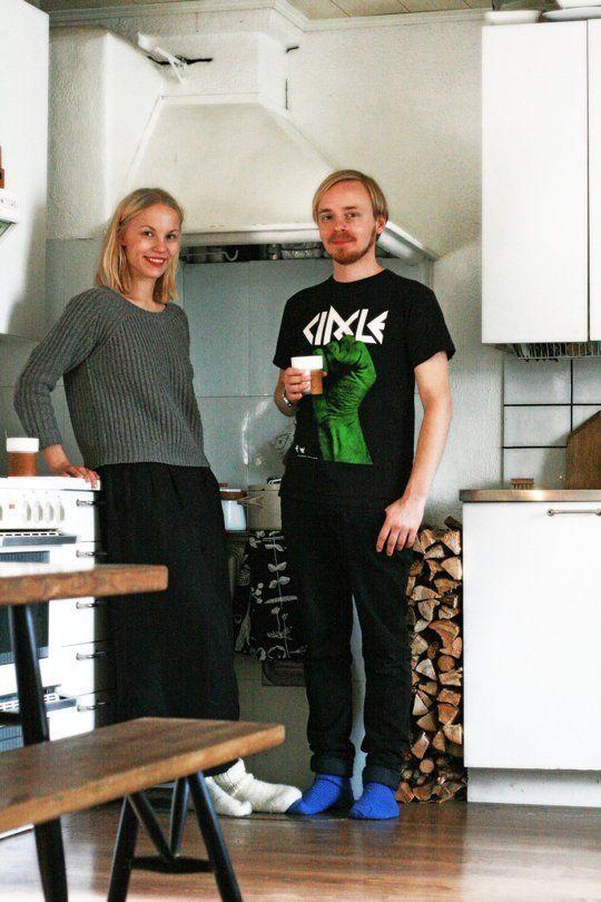 Saana & Olli's Tiny Turku Nest — House Tour