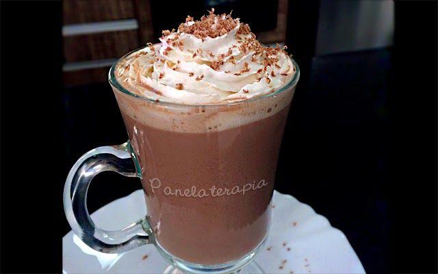 O Melhor Chocolate Quente do Mundo! - PANELATERAPIA
