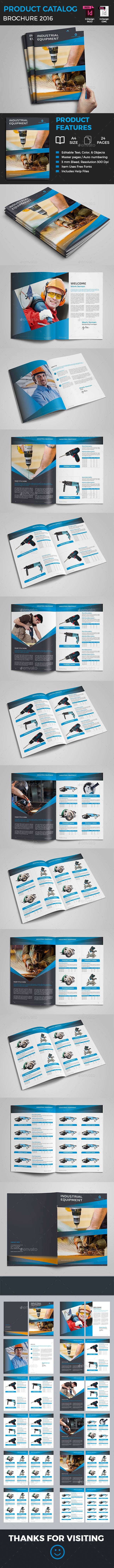 Product Catalog  - InDesign Template • Only available here ➝ http://graphicriver.net/item/product-catalog/16870202?ref=pxcr