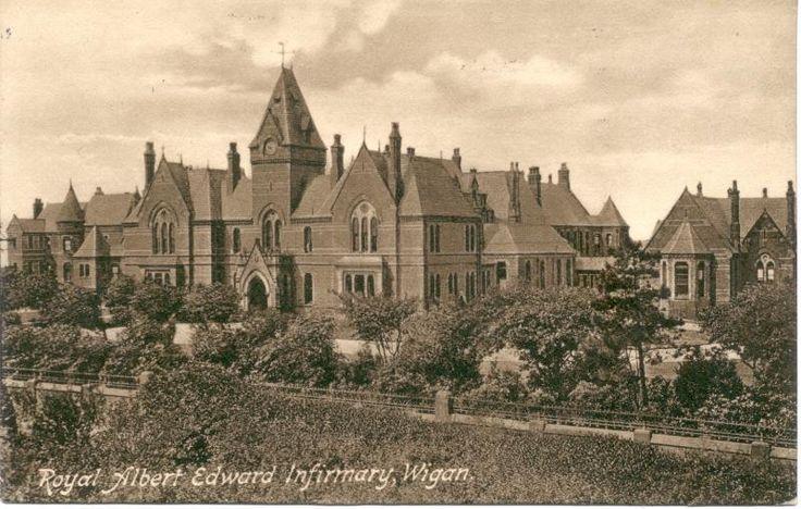 Wigan infirmary