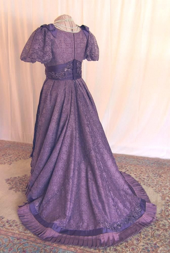 VICTORIAN BALL GOWN IMPERIAL GRAND DUCHESS