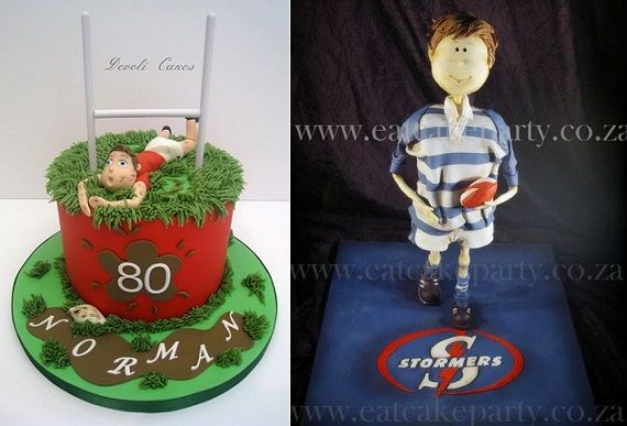 Rugby-cakes-by-DeVoli-Cakes-left-Eat-Cake-Party-right.jpg (570×387)