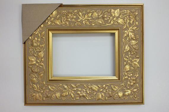 5-inch Gold Frames x 2