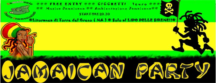 Jamaican Party!