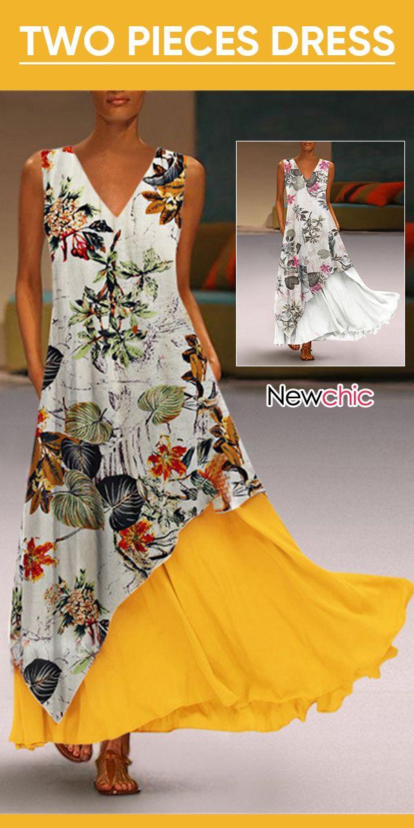 Vestido sem mangas   – Dresses & Co
