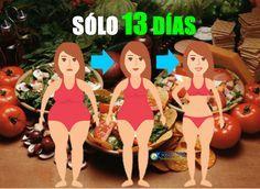"""Si bien es cierto que existen numerosas dietas para bajar de peso, siempre hay unas que sobresalen de acuerdo al éxito que han tenido personas. Este es el caso de una dieta que en sólo 13 días promete eliminar hasta 2o kilos de sobrepeso, llamada """"dieta metabólica"""". Galería RecetasP…"""