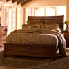 Tuscano Wood Low Profile Bed by Kincaid Furniture On My Wish List!!!!!!