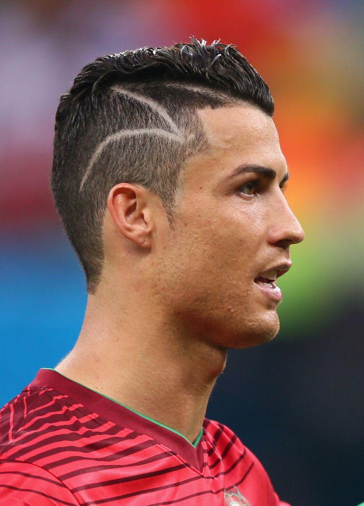 Cristiano Ronaldo Haircut Mens Hair Inspiration Pinterest