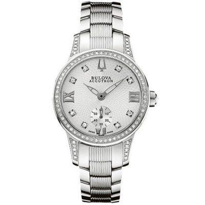 Bulova Accutron - Ladies Masella Diamonds Watch - 63R001 - RRP: £1,295.00 - Online Price: £647.00