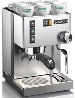 semi-automatic, under $1k, holds its own against all price ranges - Rancilio Silvia Espresso Machine Review