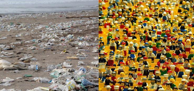 20 Jahre nach Schiffsunglück: Hunderte Lego-Teile an englischen Strand gespült (Foto: CCO / Pixabay)