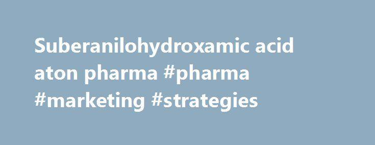 Suberanilohydroxamic acid aton pharma #pharma #marketing #strategies http://pharma.remmont.com/suberanilohydroxamic-acid-aton-pharma-pharma-marketing-strategies/  #aton pharma # Suberanilohydroxamic acid aton pharma Citations Citations 5 References References 31 It was reported that HDACi have multiple targets involved in RA. HDACi reduce the expression of some proinflammatory cytokines, especially TNF-a and IL-1 (Leoni et al. 2002; Chung et al. 2003; Johnstone, 2004; Nishida et al. 2004…