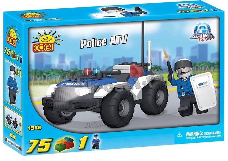 Policyjny Quad | Police ATV