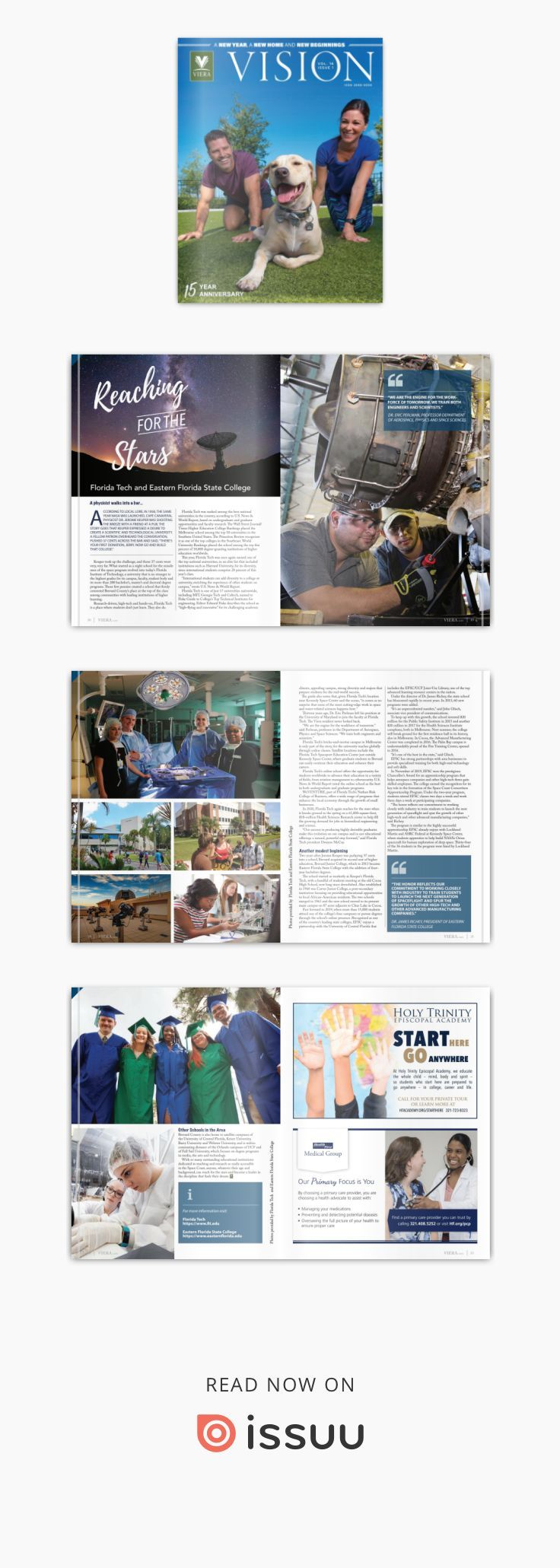 Viera Vision Volume 16, Issue 1 in 2020 Brevard zoo