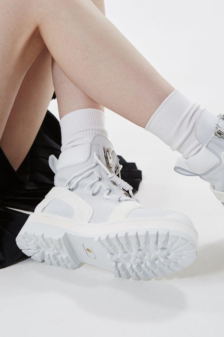 HOOD BY AIR - Ботинки HOOD BY AIR - Ботинки и сапоги - Интернет-магазин Кузнецкий мост 20