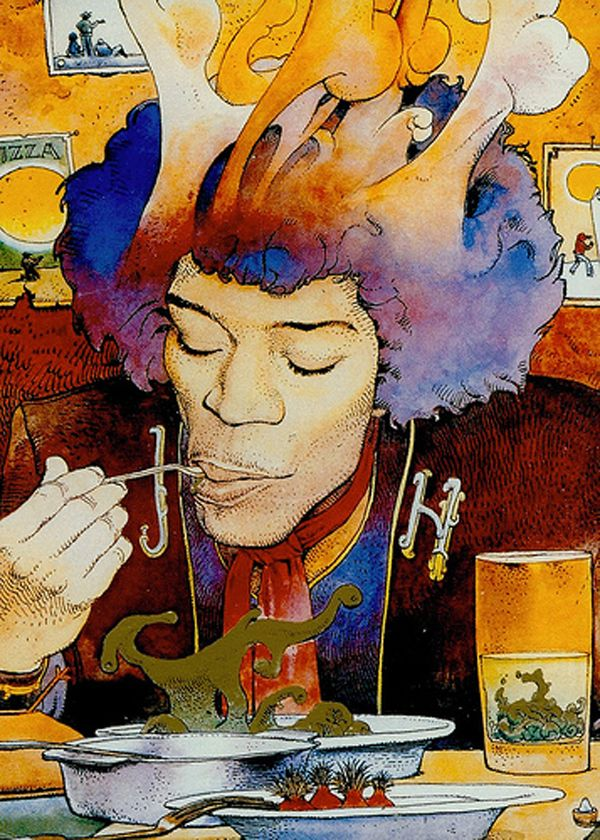 Top 148 Ideas About Illustrations Moebius On Pinterest