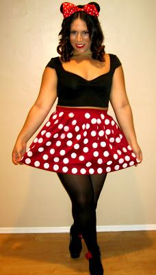 minnie mouse diy costumes
