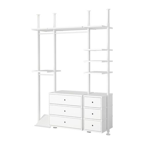Best 25 elvarli ikea ideas on pinterest clothes rail for Elvarli ikea hack
