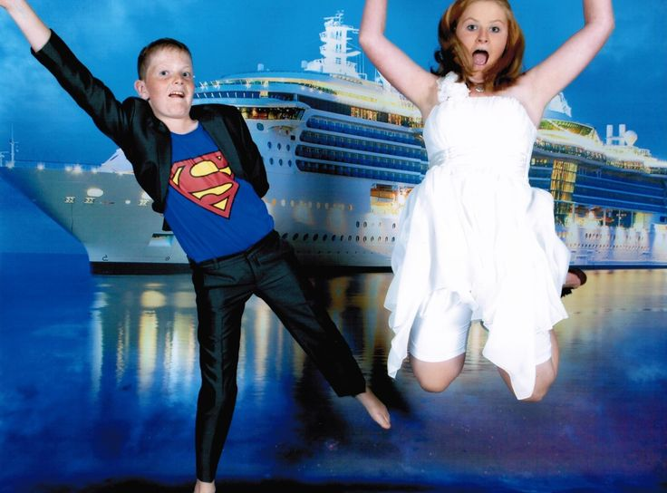 Logan and his family are back from their cruise and had the best time EVER! They were treated like royalty and loved dressing up for dinner each night. They also enjoyed the stage shows and were able to meet the cast! The kids had heaps of fun in the arcade, on various excursions as well as the Art Auction, Bingo nights and the list goes on.   #MakeAWishNZ