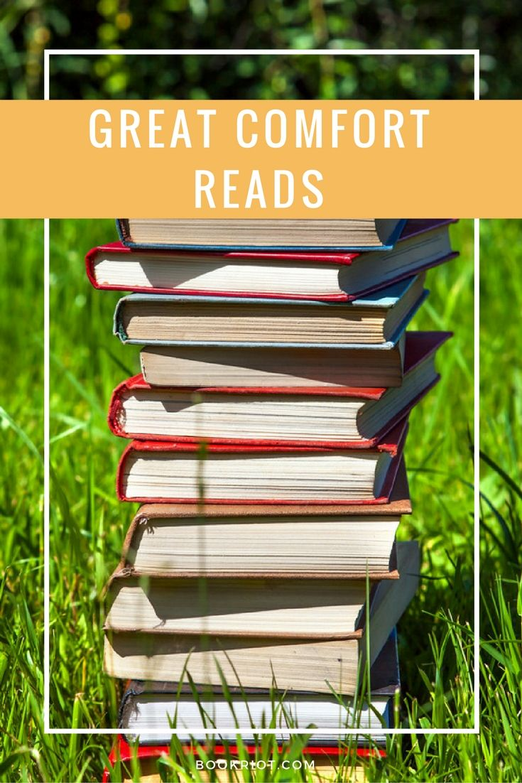 Because sometimes all you want is a great comfort read. Here are some of the…