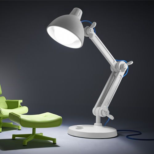 1000 id es propos de lampes bras articul sur. Black Bedroom Furniture Sets. Home Design Ideas