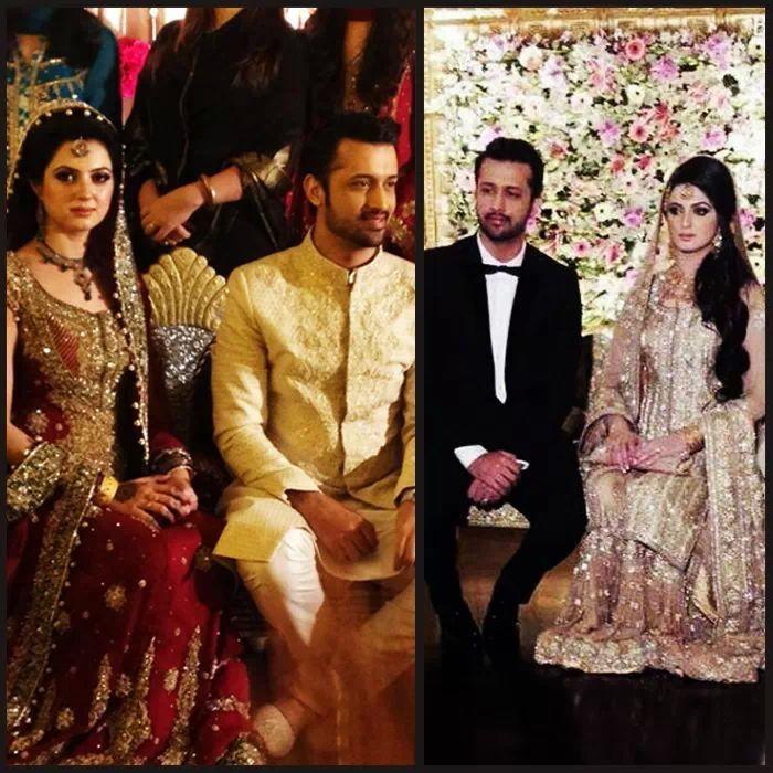 Atif Aslam Weds Sara Barwana